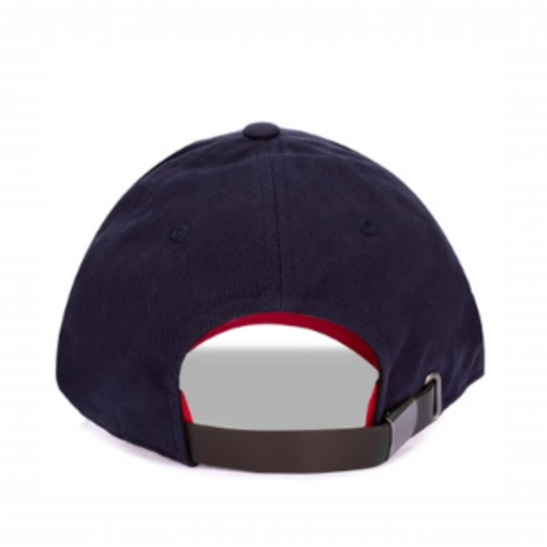 Champion USA Classic Twill Hat with 'C' Patch - Navy