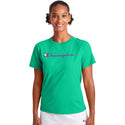Champion Womens Classic T-Shirt - Green Alive