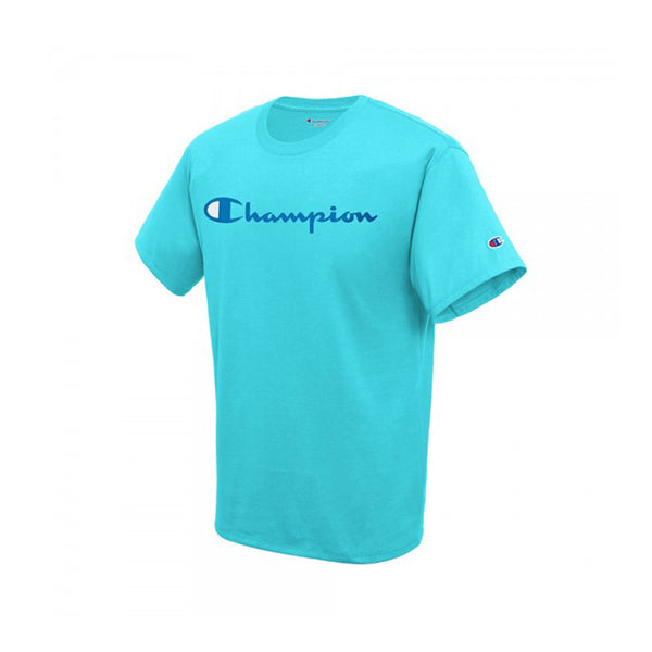 Champion USA Classic Graphic T-Shirt - Blue Horizon