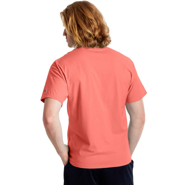 Champion USA Classic Graphic T-Shirt - Citrus Pink