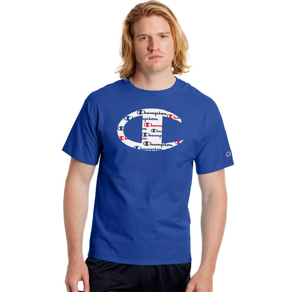 Champion USA Classic Graphic T-Shirt - Surf the Web