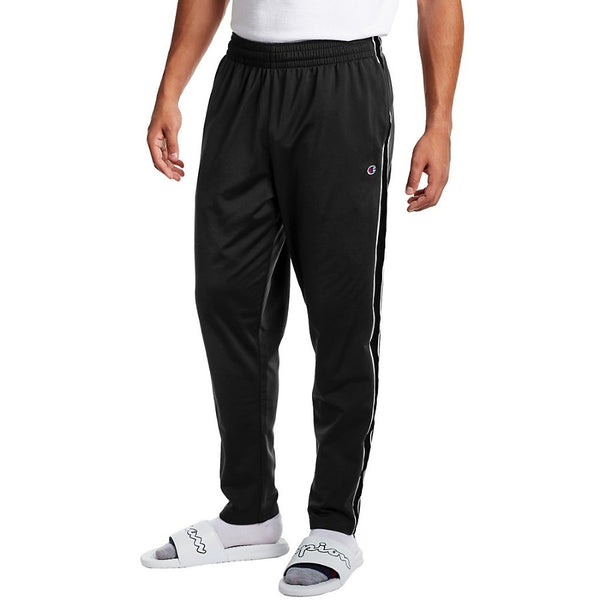 Champion USA Track Pants - Black/Surf the Web