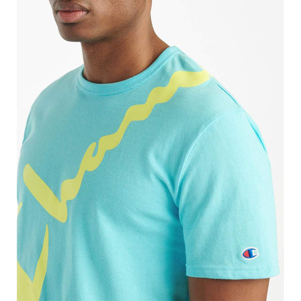 Champion USA Heritage T-Shirt - Blue Horizon