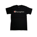 Champion USA Mens Classic Graphic Tee Black - ANTHEM