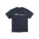 Champion USA Mens Classic Graphic Tee Navy - ANTHEM