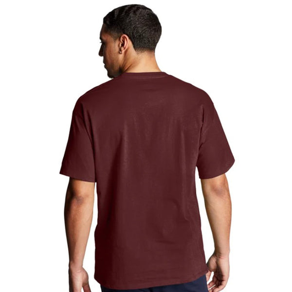 Champion USA Mens Classic Graphic Tee Maroon - ANTHEM