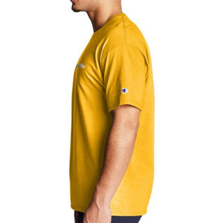 Champion USA Mens Classic Graphic Tee Team Gold - ANTHEM