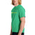 Champion USA Mens Classic Graphic Tee Green Myth - ANTHEM