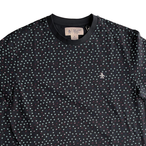 Original Penguin All Over Print Planes T-Shirt