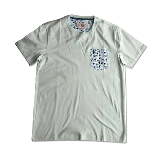 Original Penguin Floral Print Pocket T-Shirt - ANTHEM