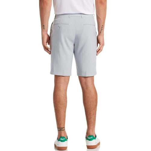 Original Penguin All Over Pete Embroidered Short - Pearl Blue - ANTHEM