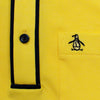 Original Penguin Golfer Earl Polo Shirt - Aspen Gold Yellow - ANTHEM