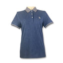 Original Penguin Womens Polo Shirt - Sargasso Sea