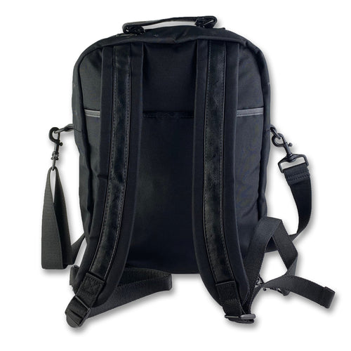 Original Penguin Book AOP Backpack - Black