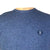 Original Penguin Spring Jaspe Logo Patch T-Shirt - Dark Denim