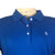 Original Penguin Womens Slim Fit Polo Shirt - Classic Blue