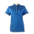 Original Penguin Womens Veronica Pointed Collar Polo Shirt - Deep Water