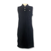 Original Penguin Womens Sleeveless Polo Dress - Dark Sapphire