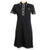 Original Penguin Womens Veronica Dress - True Black