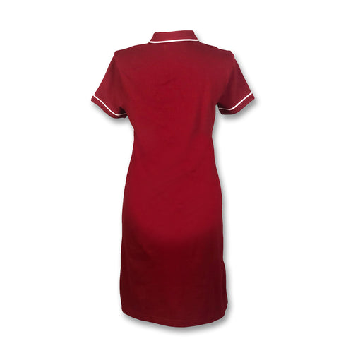 Original Penguin Womens Veronica Dress - Red