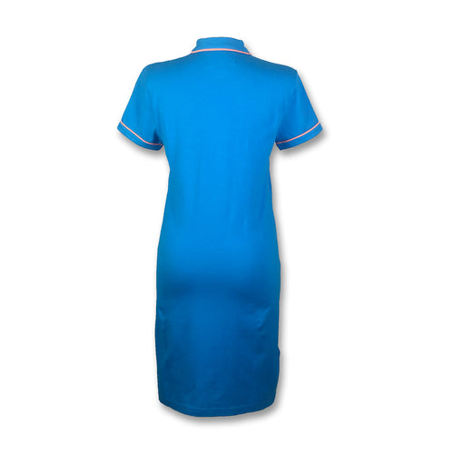 Original Penguin Womens Veronica Dress - Diva Blue