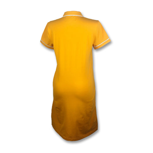 Original Penguin Womens Veronica Dress - Cadmium Yellow