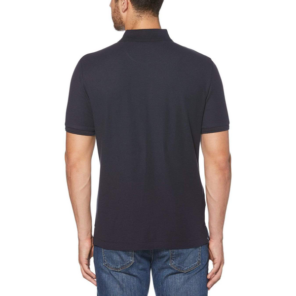 Original Penguin Daddy-O 2.0 Classic Fit Polo Shirt - Dark Sapphire