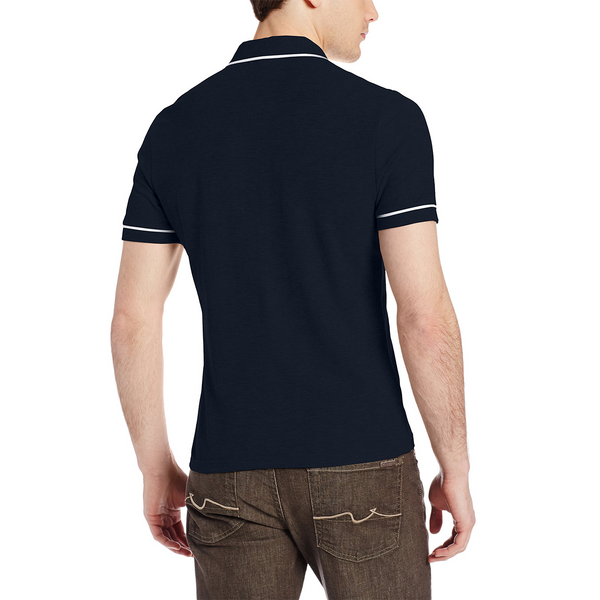 Original Penguin Earl Basic Polo Shirt - Total Eclipse