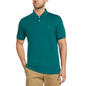 Original Penguin Daddy-O Interlock Polo Shirt - Storm