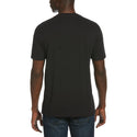 Original Penguin 3D Script T-Shirt - True Black