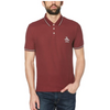 Original Penguin Mega Pete Polo Shirt - Tawny Port