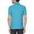Original Penguin Pique Jersey Stripe Polo Shirt - Blue Moon - ANTHEM