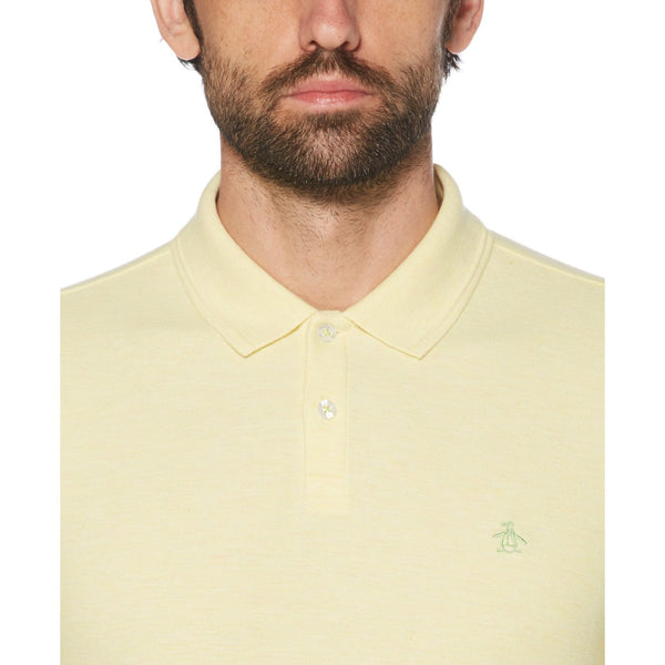 Original Penguin Daddy-O 2.0 Polo Shirt Limelight - ANTHEM