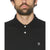 Original Penguin Daddy-O Interlock Polo Shirt True Black - ANTHEM