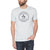 Original Penguin Graphic Textured Stamp Pete T-Shirt - Ballad Blue