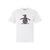 Original Penguin Floral Pete Fill T-Shirt - Bright White - ANTHEM