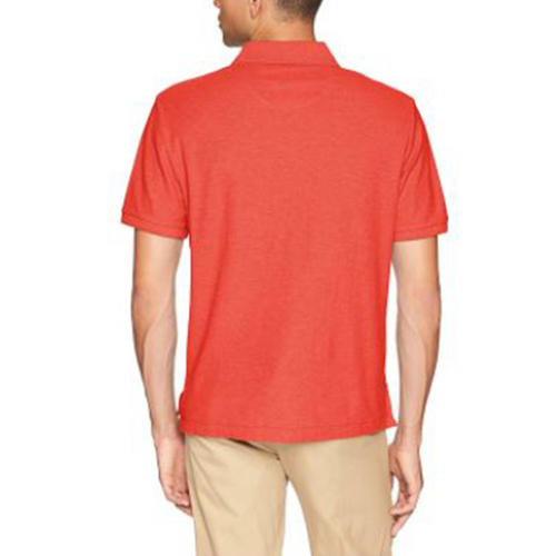 Original Penguin Daddy O 2.0 Classic Fit Polo Shirt - Flame Scarlet