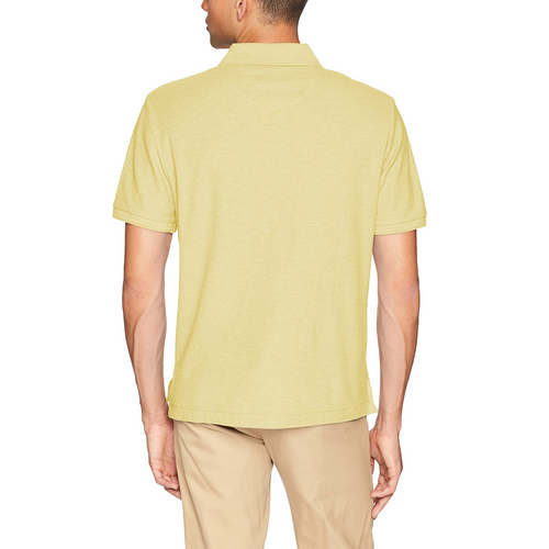 Original Penguin Daddy O 2.0 Classic Fit Polo Shirt - Tender Yellow
