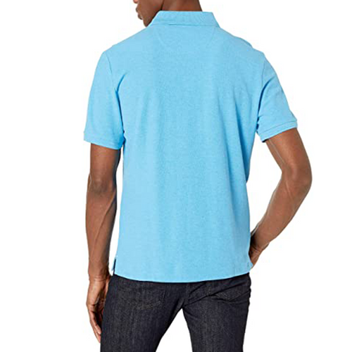 Original Penguin Daddy-O 2.0 Classic Fit Polo Shirt - Diva Blue