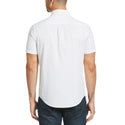 Original Penguin Dobby Woven Shirt - Bright White