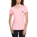 Original Penguin Womens Pique Mega Pete Polo Shirt - Orchid Pink