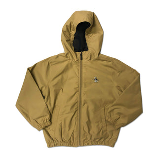 Original Penguin Boys Pop Windcheater - Tan - ANTHEM
