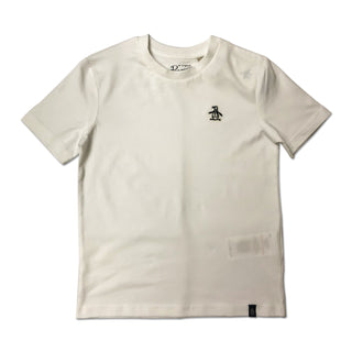 Original Penguin Boys T-Shirt - Bright White - ANTHEM