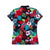Original Penguin Womens Floral Pique Polo Shirt - ANTHEM