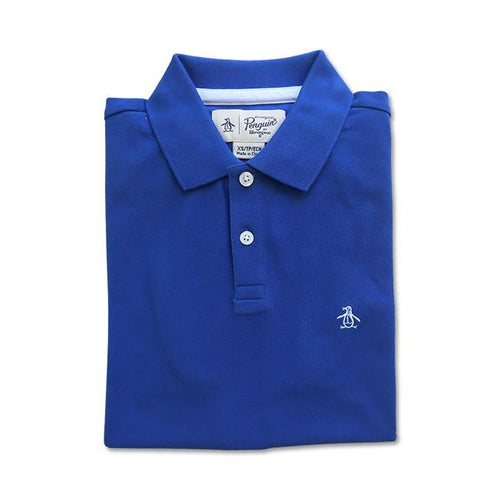 Original Penguin Pop Polo Shirt Surf The Web - ANTHEM