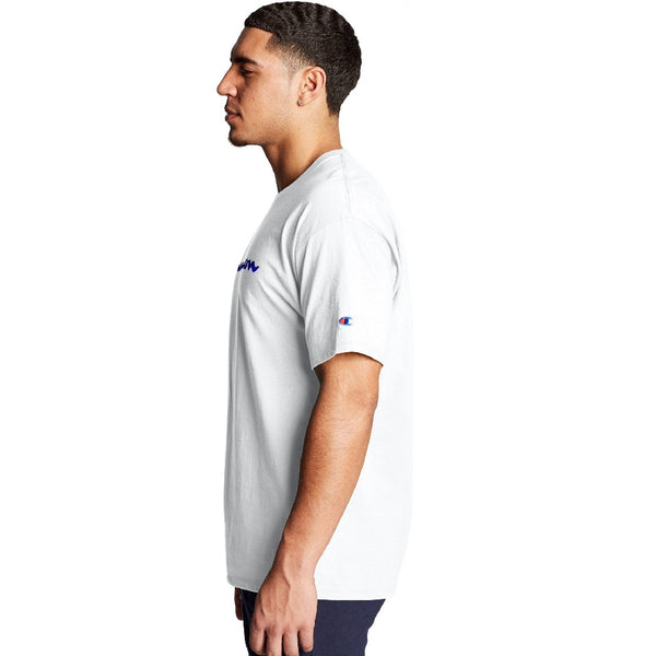 Champion USA Classic Graphic T-Shirt - White