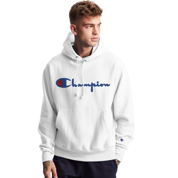 Champion USA Reverse Weave Pullover Hooded Sweatshirt
