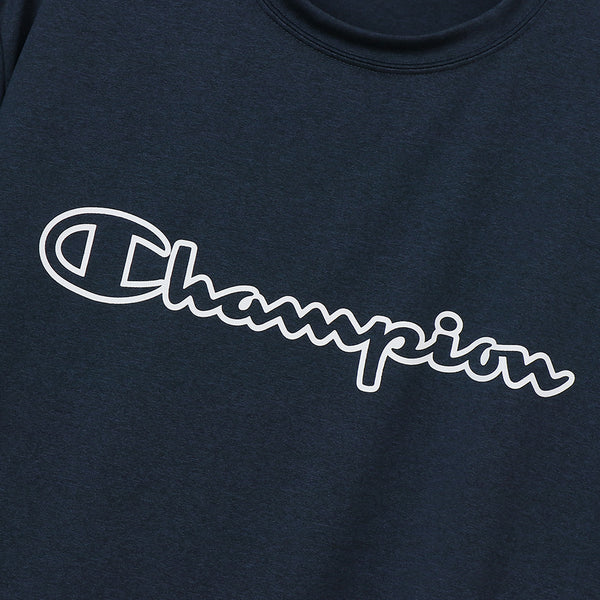 Champion Japan C Vapor T-Shirt - Navy
