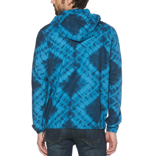 Original Penguin Half Zip Tie Dye Hoodie - ANTHEM