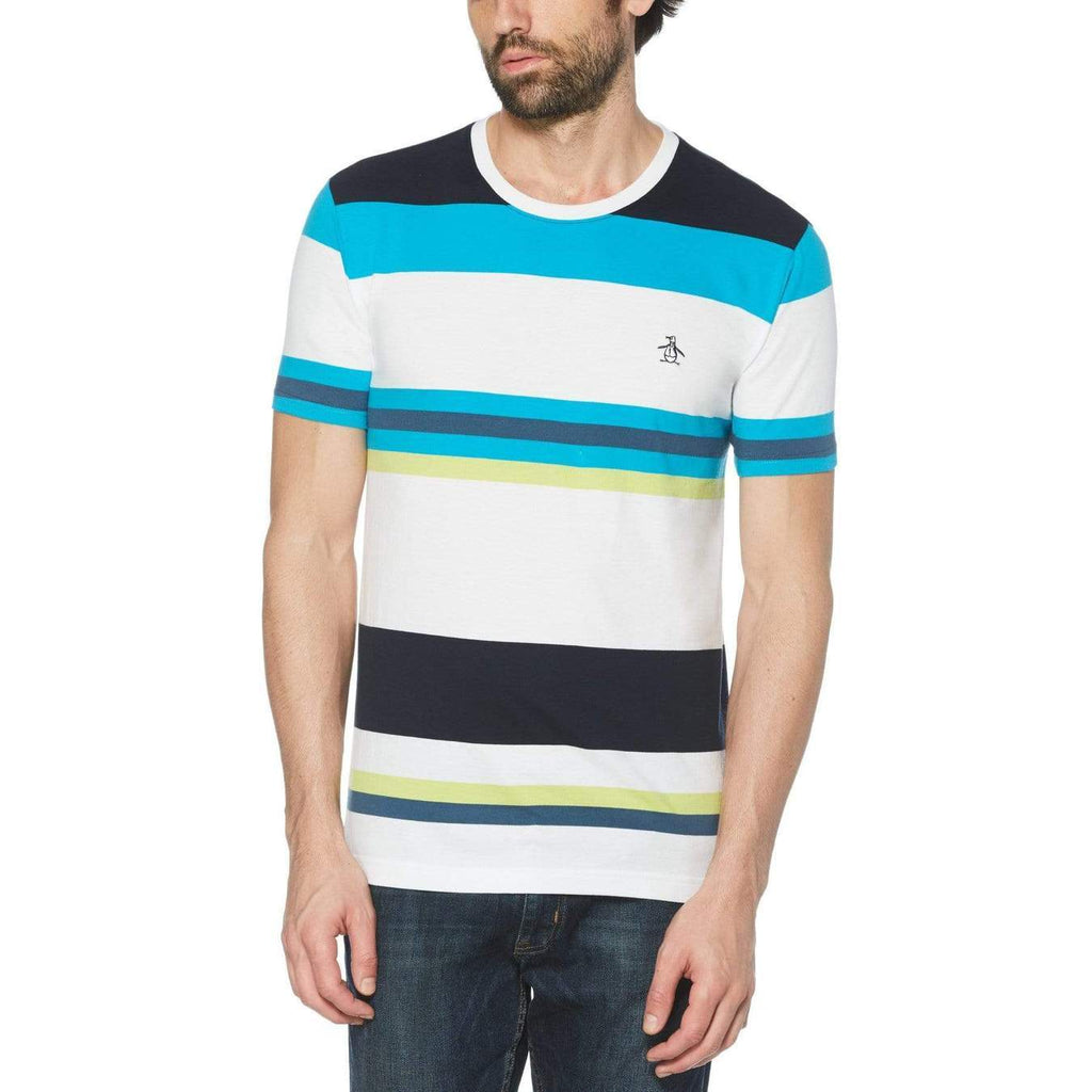 Original Penguin Bold Stripe T-Shirt - ANTHEM